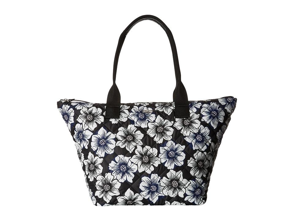 Kate Spade New York - Ridge Street Kirby (Black Multi) Handbags