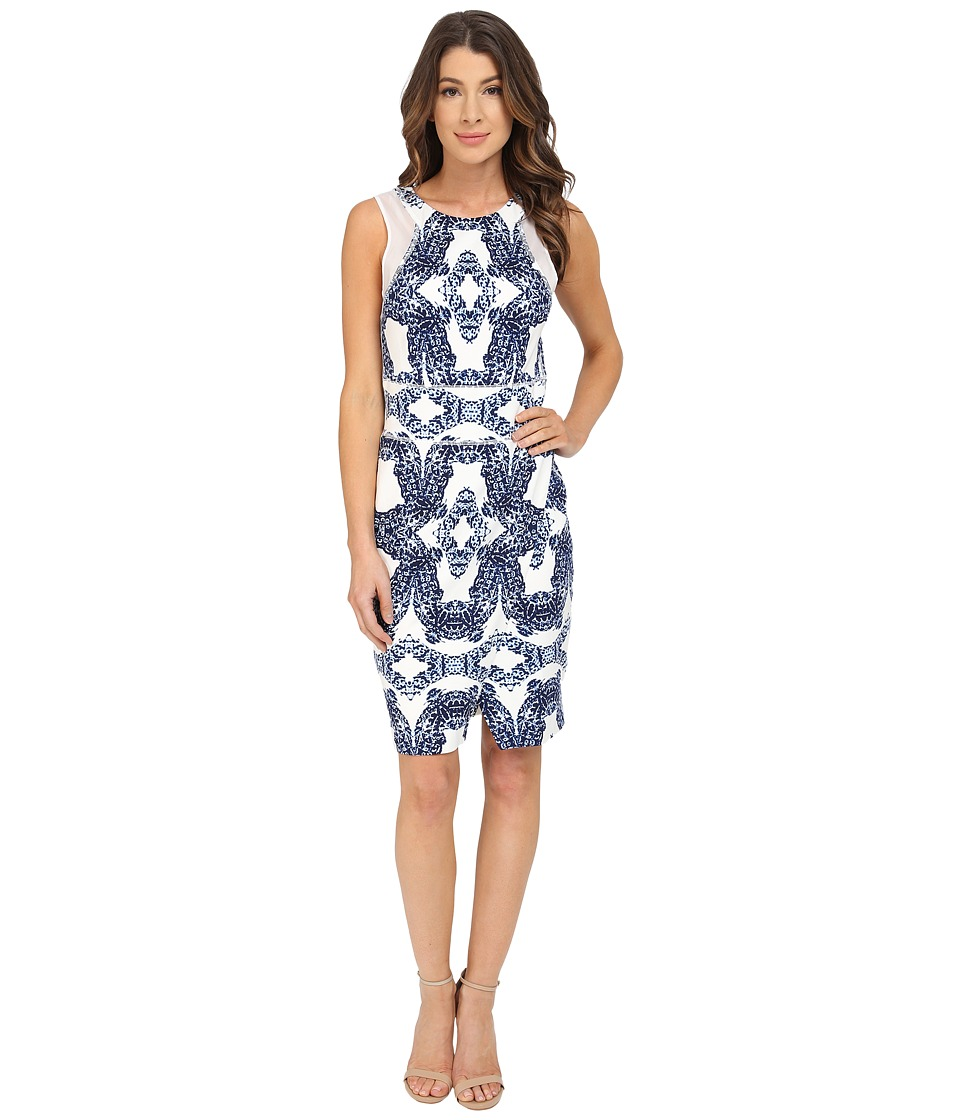 Tart - Leah Dress (Woodblock Medallion) Women