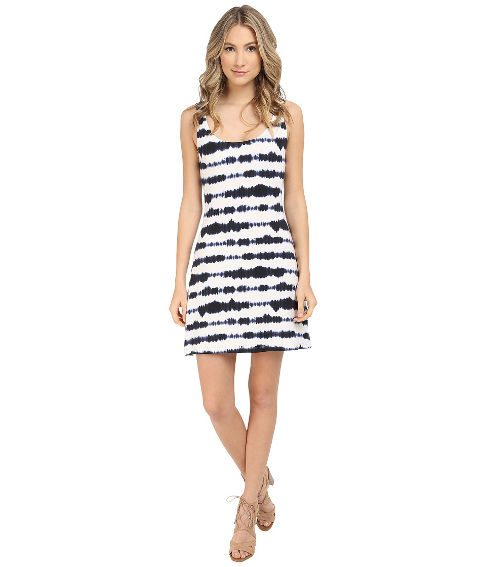 Tart - Blaire Dress (Large Dyed Stripe) Women's Dress