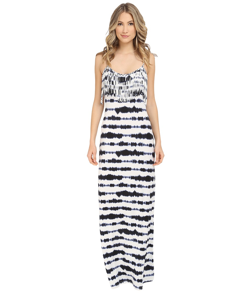 Tart - Bernice Maxi Dress (Large Dyed Stripe) Women's Dress