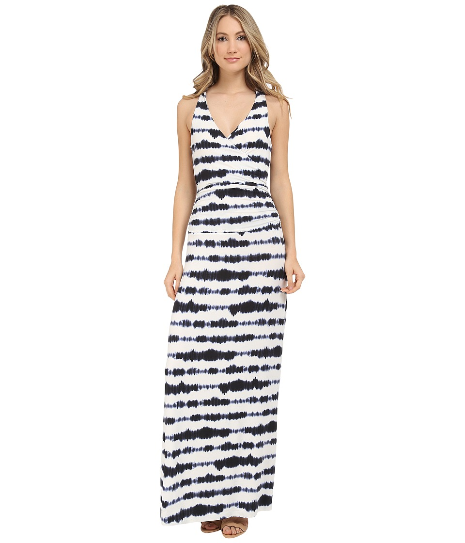 Tart - Sky Maxi Dress (Large Dyed Stripe) Women's Dress
