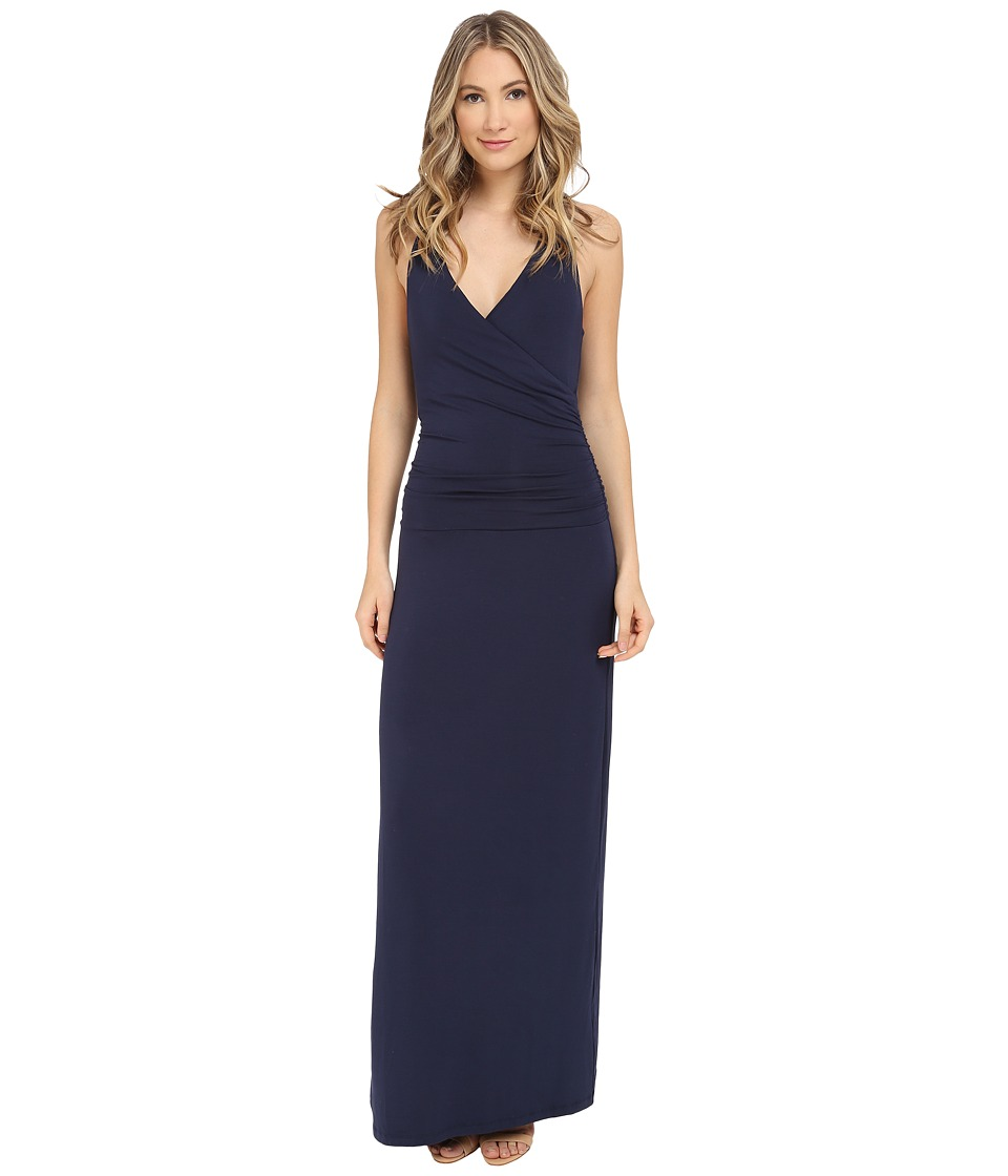 Tart Sky Maxi Dress (Black Iris) Women