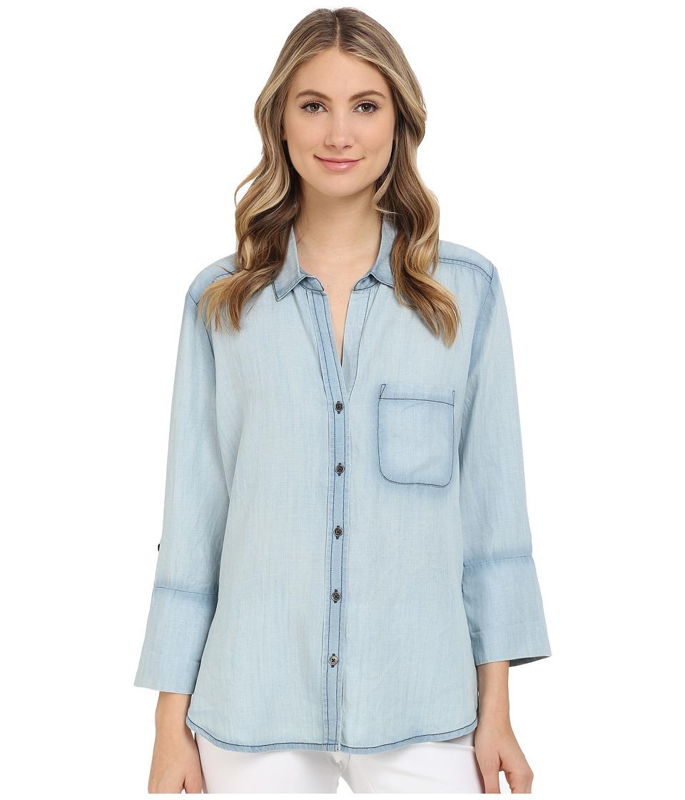 Tart - Steph Top (Light Blue) Women's Clothing