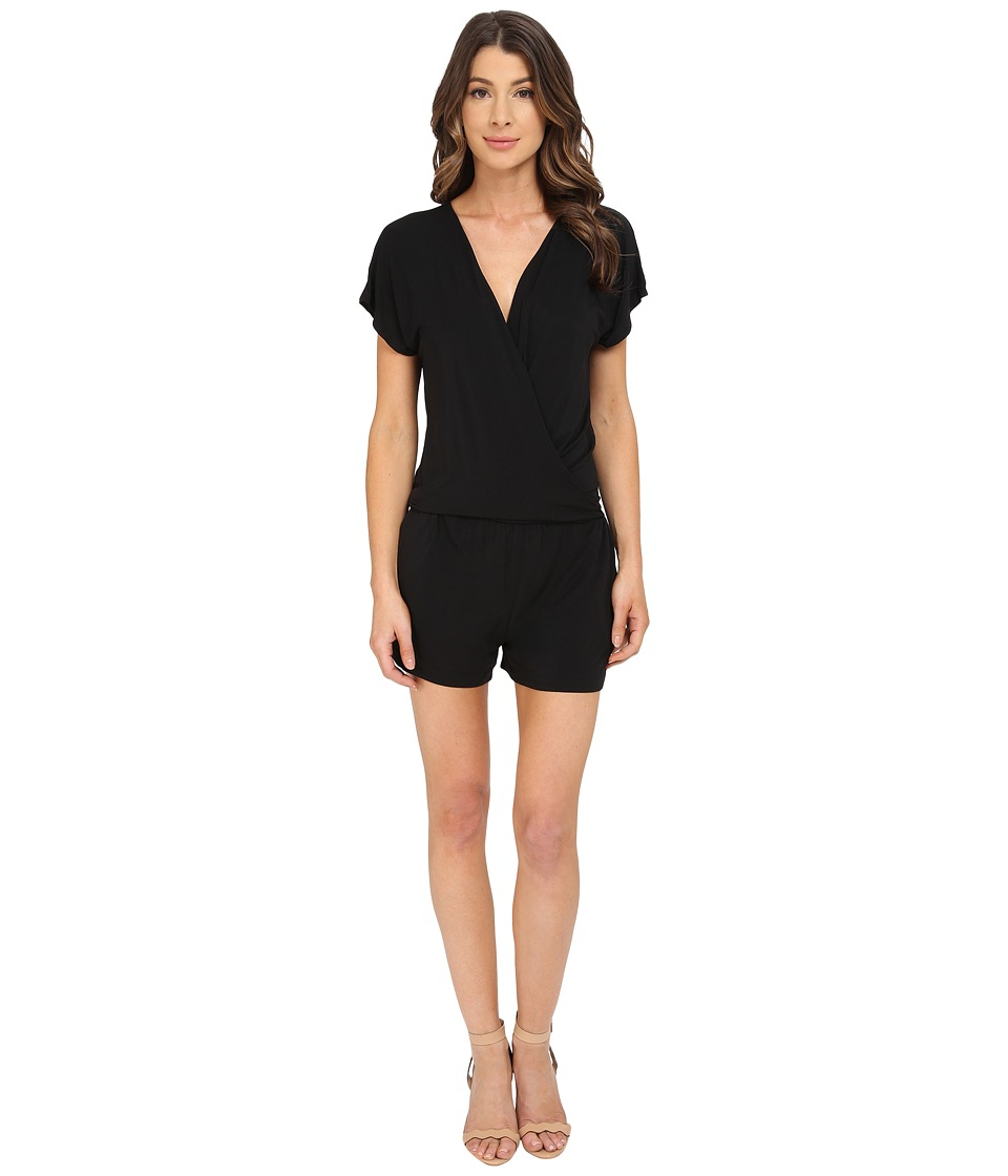 Tart - Bryce Romper (Black) Women's Jumpsuit & Rompers One Piece