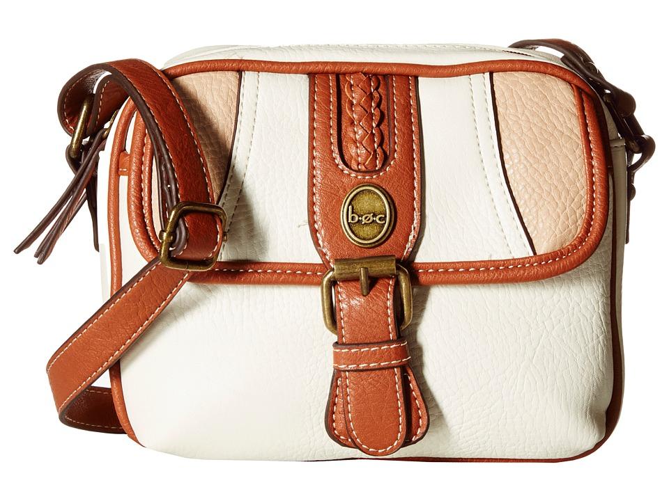 b.o.c. - Eltingville Crossbody (Stone) Cross Body Handbags