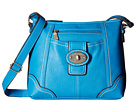 Gunnerton Large Crossbody Top Zip