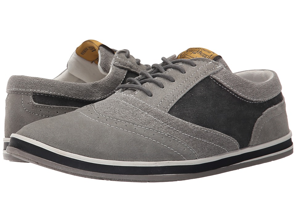 Steve Madden - P-Distil (Grey) Men's Shoes