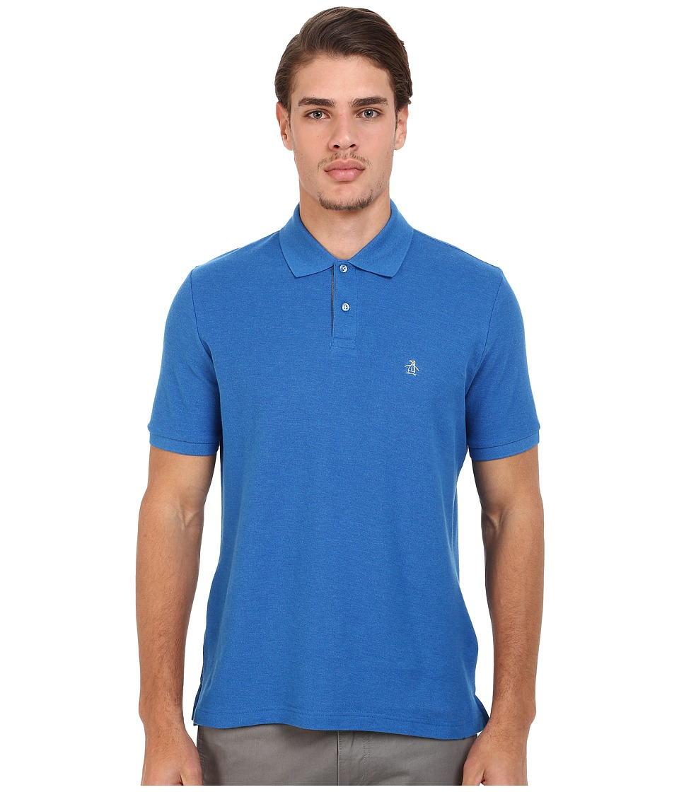 Original Penguin - Daddy-O Polo (Daphne) Men's Short Sleeve Knit