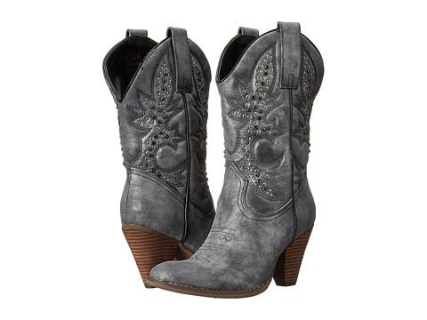VOLATILE - Brandy (Navy) Women's Boots
