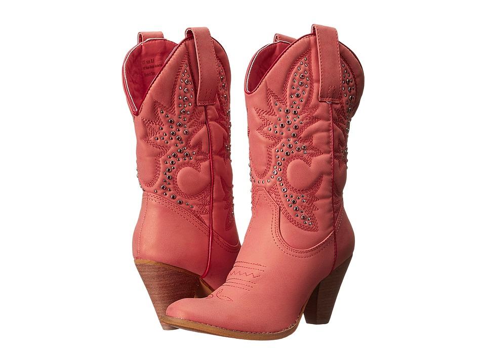VOLATILE - Brandy (Berry) Women's Boots