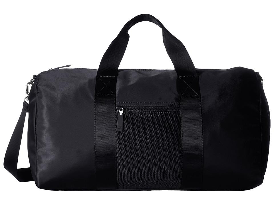 Tommy Hilfiger - Urban-Duffel-Nylon (Black) Duffel Bags