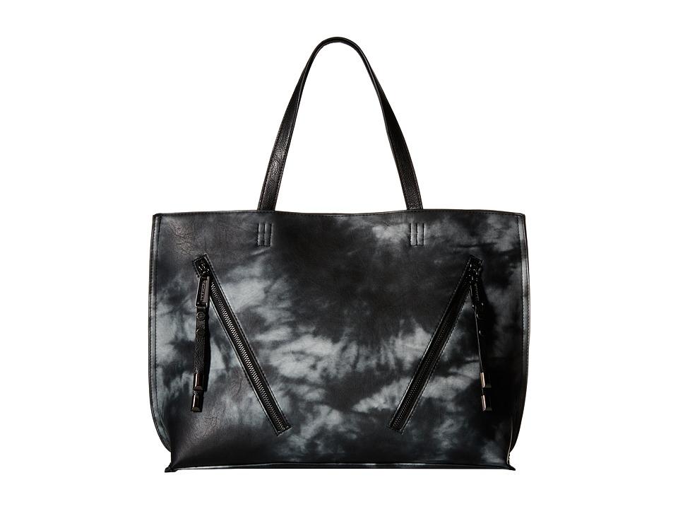 Steve Madden - Bqueenie (Black Tie-Dye) Tote Handbags