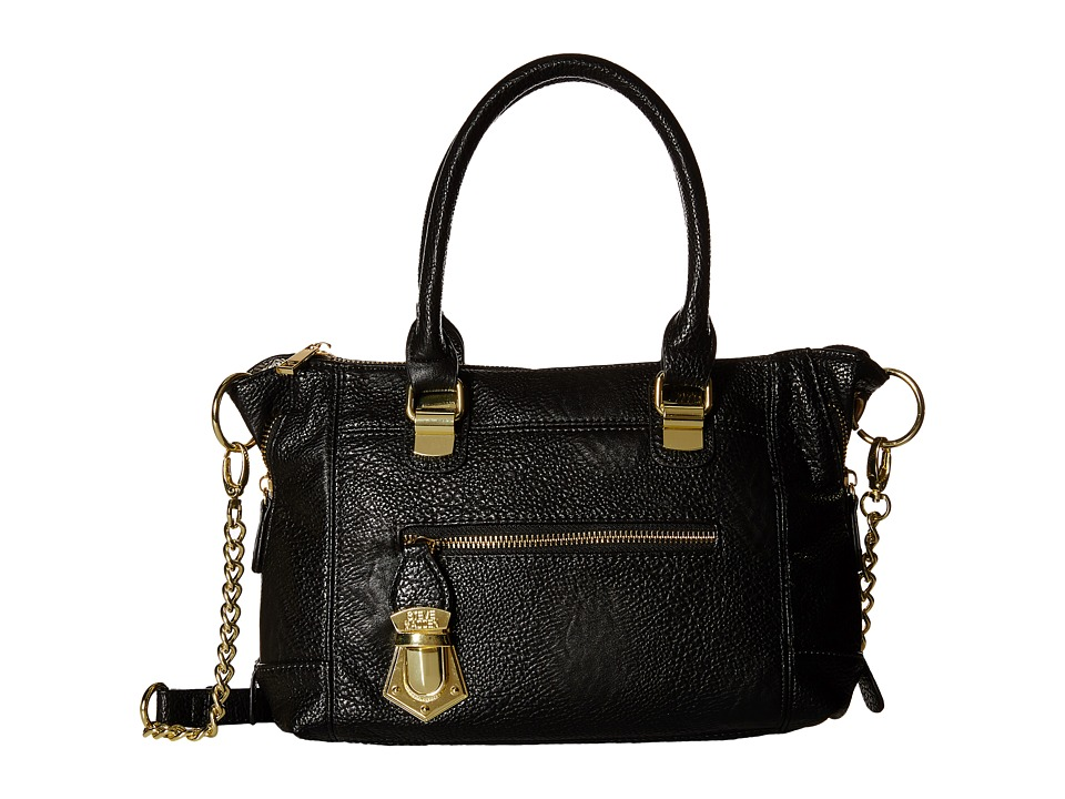 Steve Madden - Mini Social (Black) Cross Body Handbags