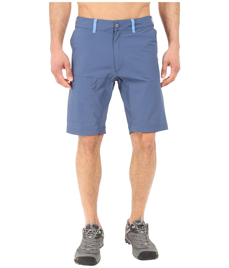 Fj llr ven - Abisko Lite Shorts (Uncle Blue/Uncle Blue) Men's Shorts