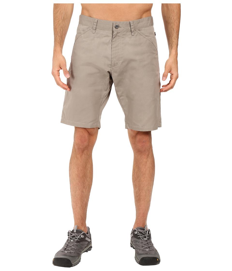 Fj llr ven - High Coast Shorts (Fog) Men's Shorts