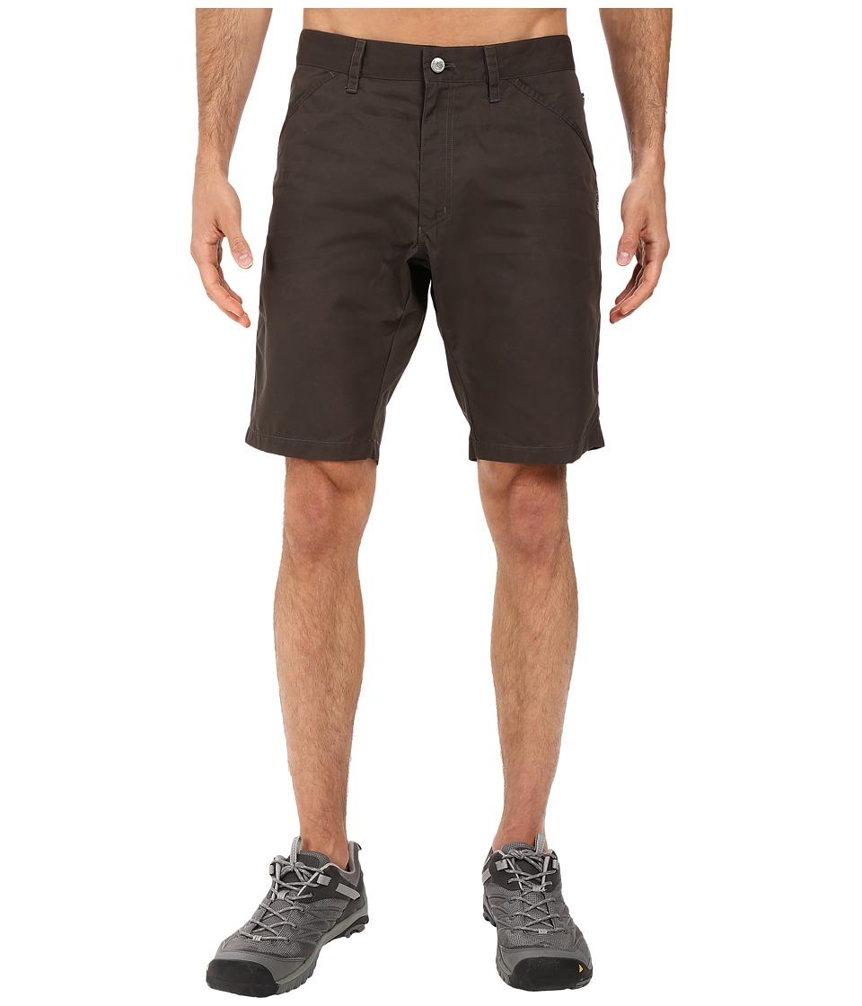 Fj llr ven - High Coast Shorts (Mountain Grey) Men's Shorts