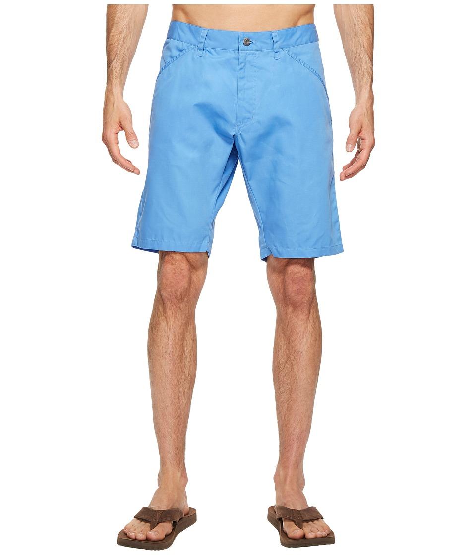 Fjallraven - High Coast Shorts (Uncle Blue) Men's Shorts