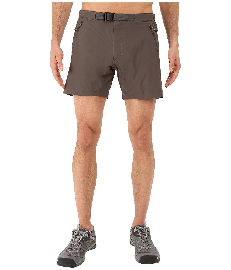 Fj llr ven - High Coast Trail Shorts (Mountain Grey) Men's Shorts