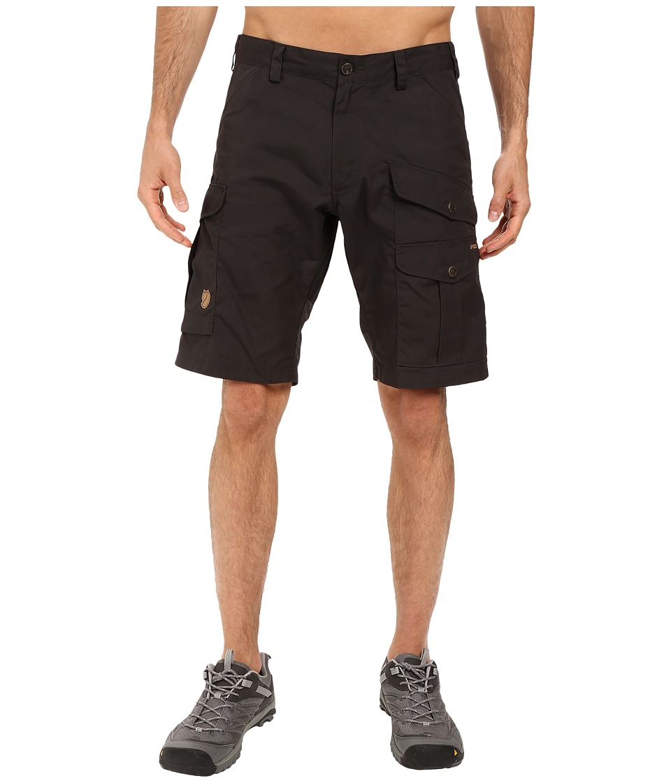 Fj llr ven - Barents Pro Shorts (Dark Grey/Black) Men's Shorts
