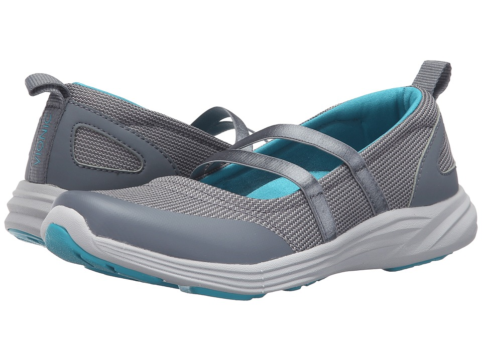 VIONIC - Opal (Grey) Women's Flat Shoes