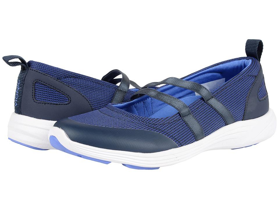 VIONIC - Opal (Navy) Women's Flat Shoes