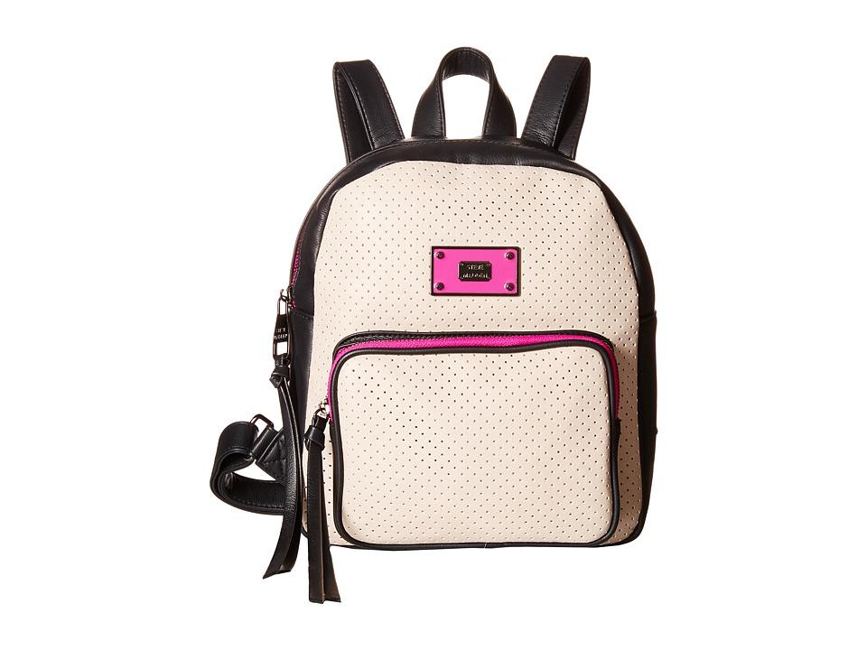 Steve Madden - Bkayla (Black/Fog/Fuchsia) Backpack Bags