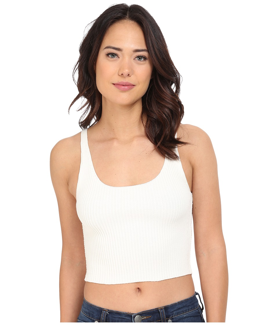 Free People - Whats Not To Like Cami (Ivory) Women's Sleeveless