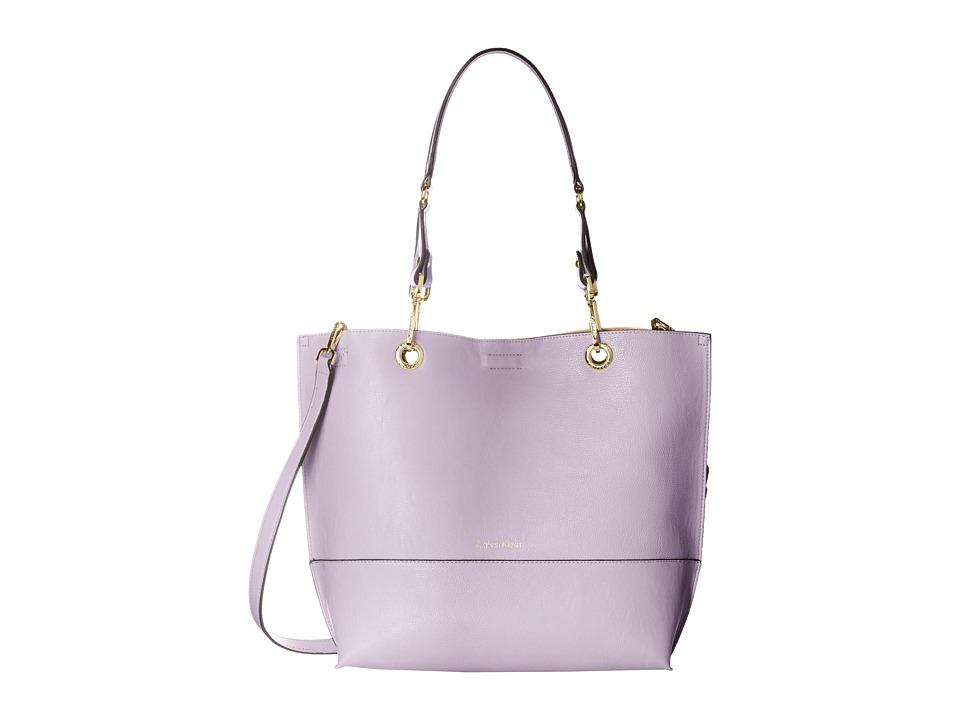 Calvin Klein - Reversible Tote (Orchid/Nude) Tote Handbags