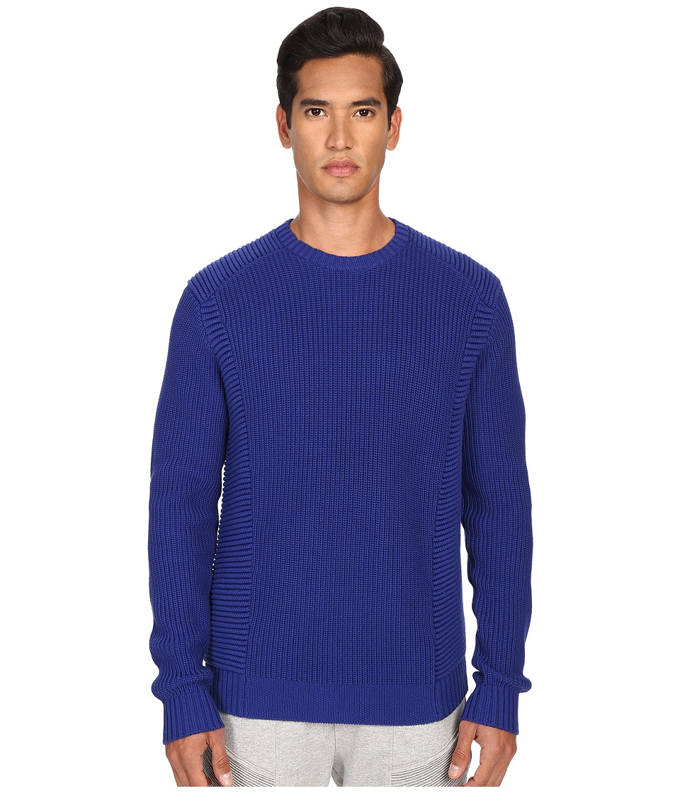 Pierre Balmain - Royal Sweater (Royal Blue) Men's Sweater