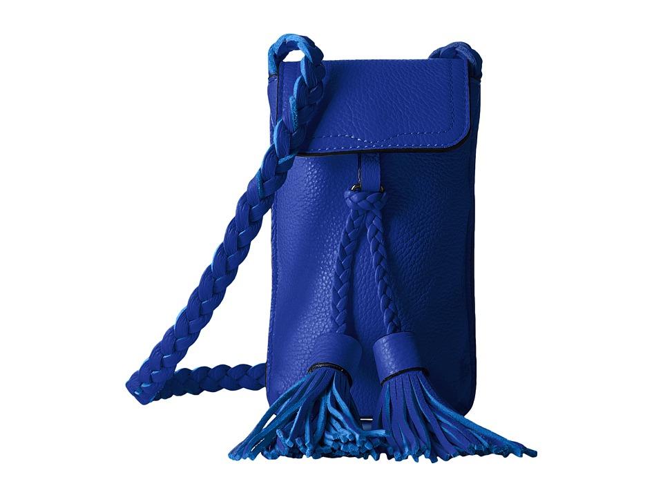 Rebecca Minkoff - Isobel Phone Crossbody (Cobalt) Cross Body Handbags