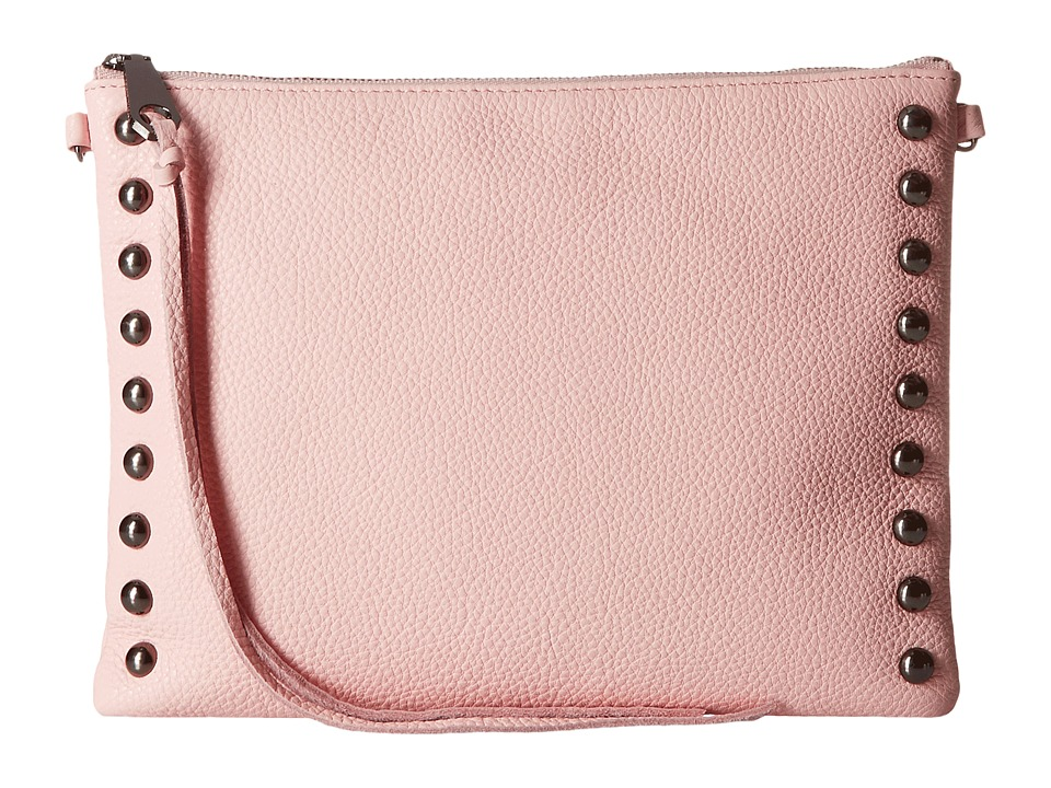 Rebecca Minkoff - Jon Crossbody with Studs (Pale Blush) Cross Body Handbags