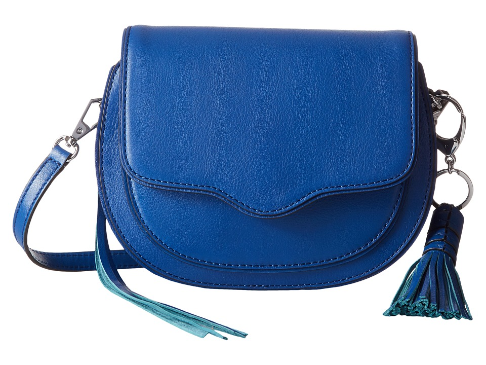 Rebecca Minkoff - Mini Suki Crossbody (Cobalt) Cross Body Handbags