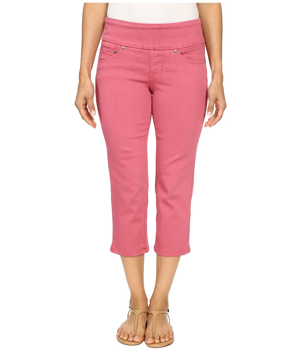 Jag Jeans Petite Petite Echo Crop in Dolce Twill (Blossom) Women