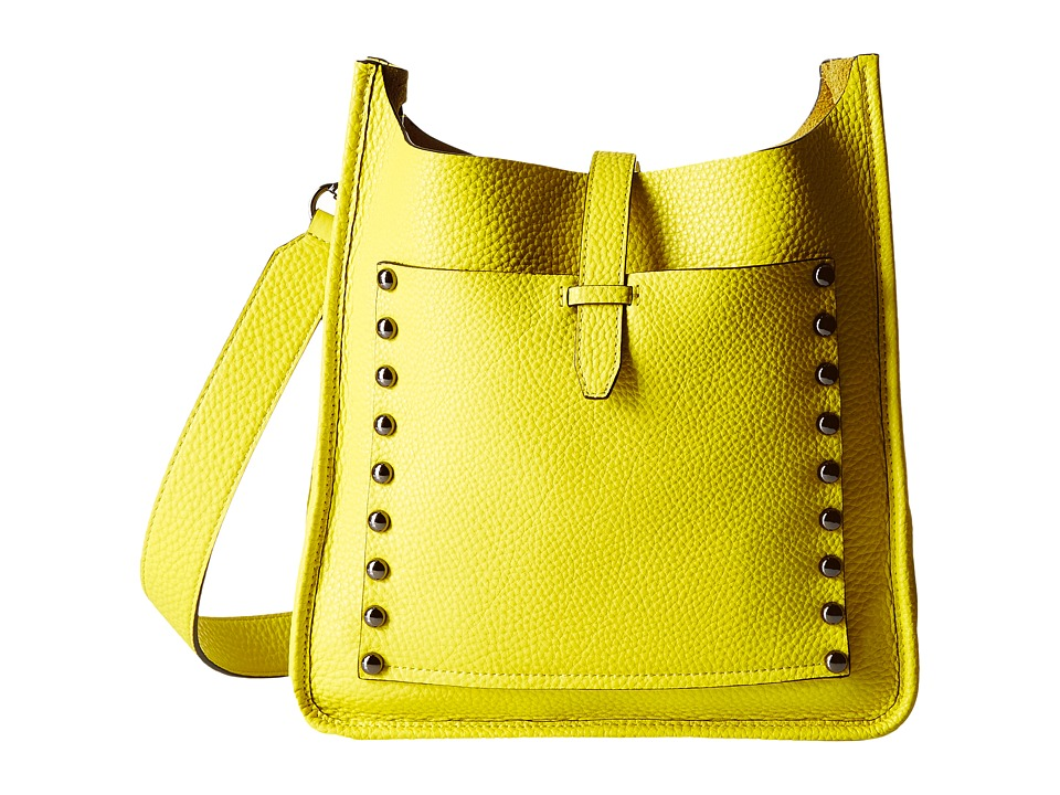 Rebecca Minkoff - Unlined Feedbag (Limeade) Handbags