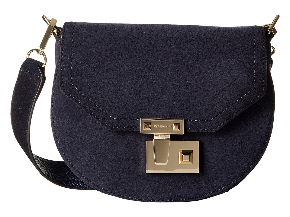 Rebecca Minkoff - Paris Saddle Bag (Moon) Handbags