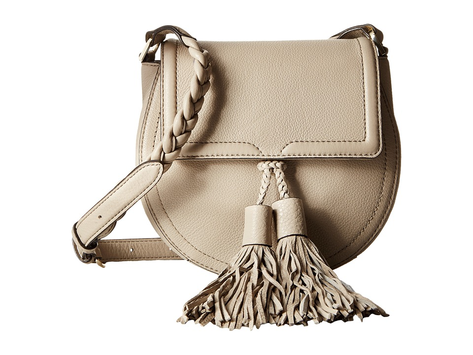 Rebecca Minkoff - Isobel Saddle Bag (Khaki) Handbags