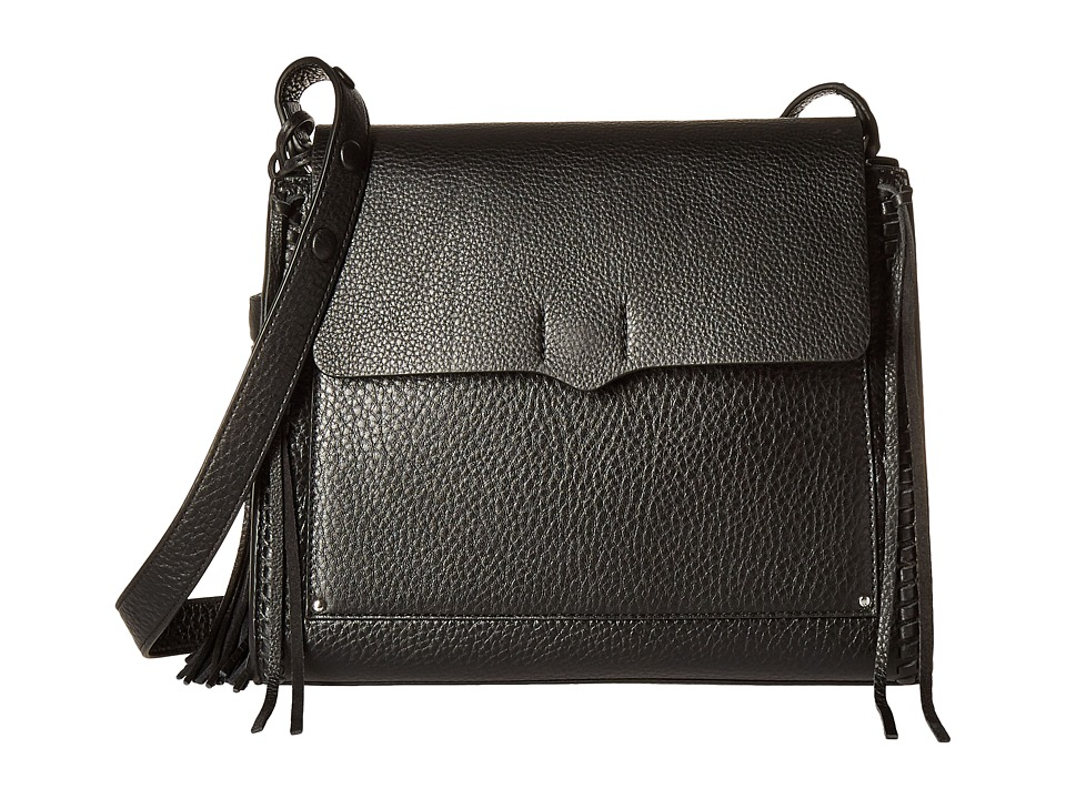 Rebecca Minkoff - Panama Shoulder Bag (Black) Shoulder Handbags