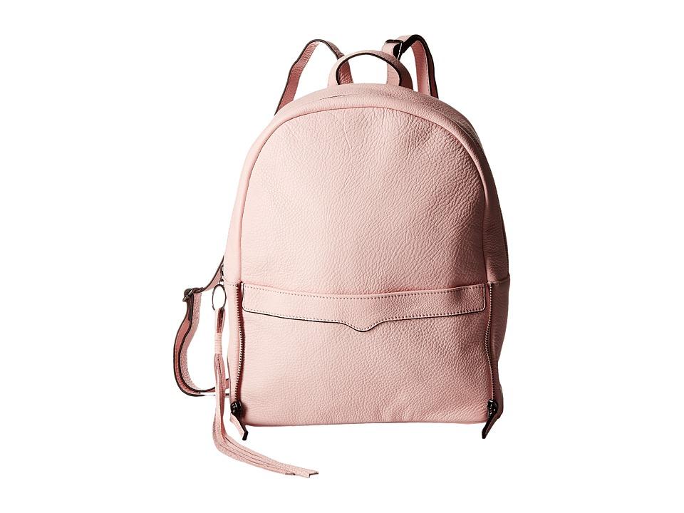 Rebecca Minkoff - Lola Backpack (Pale Blush) Backpack Bags