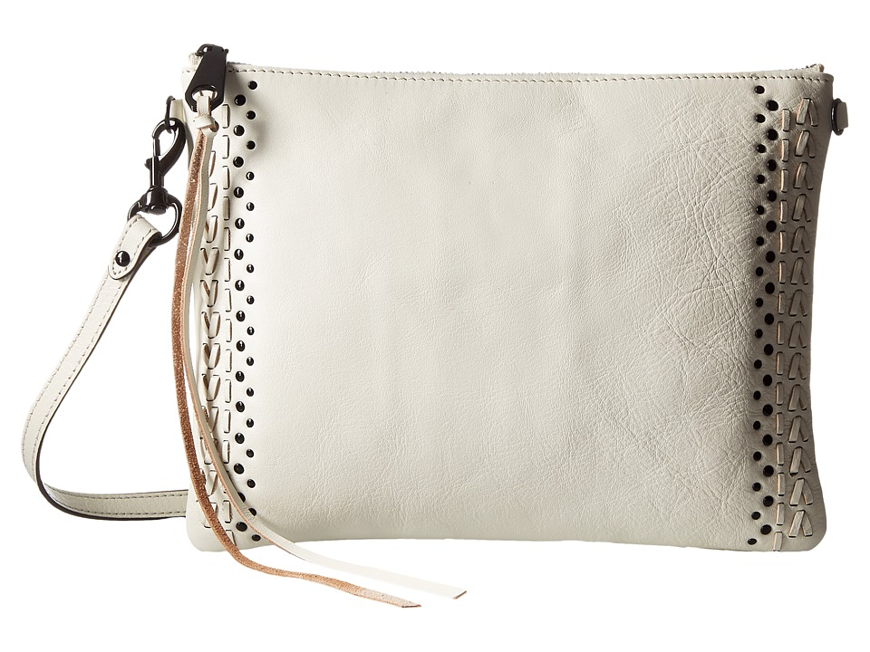 Rebecca Minkoff - Jon Crossbody (Antique White) Cross Body Handbags