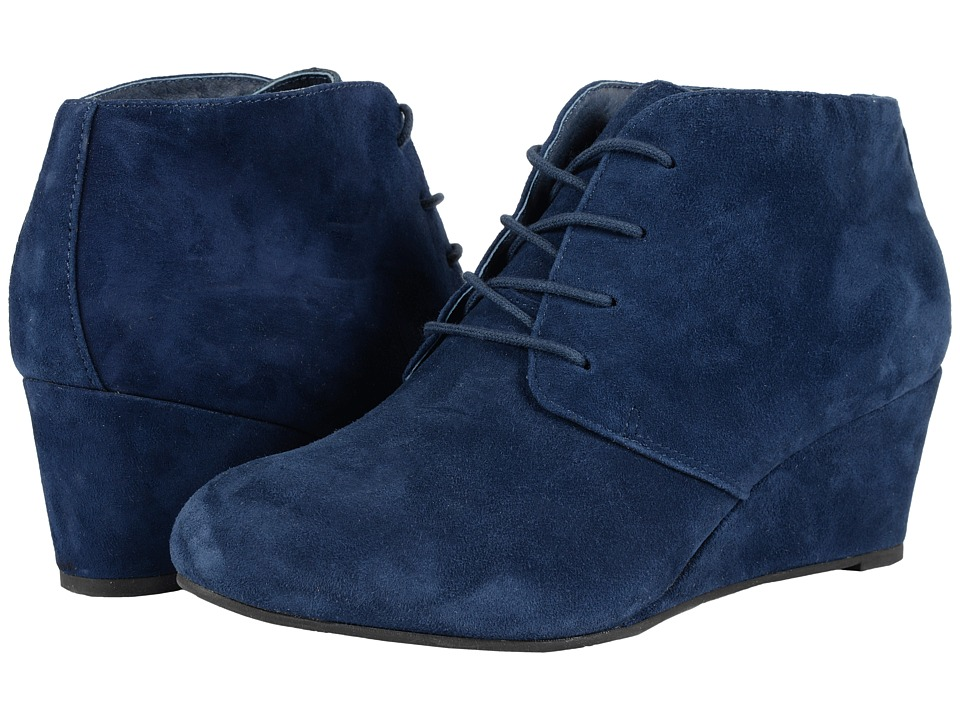 VIONIC - Becca (Navy) Women's Wedge Shoes