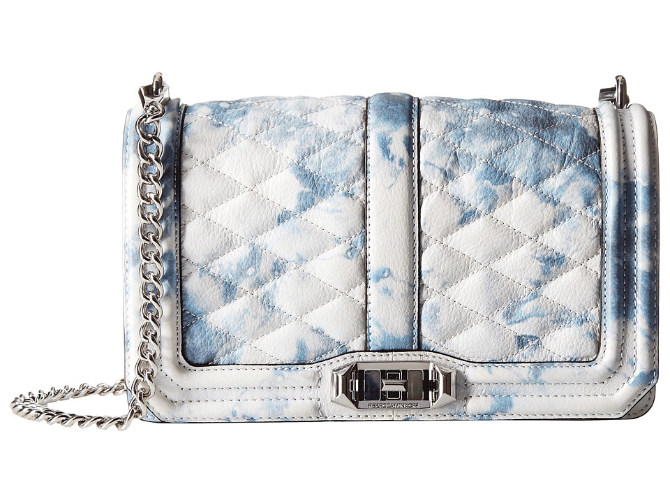 Rebecca Minkoff - Love Crossbody (Tie-Dye) Cross Body Handbags