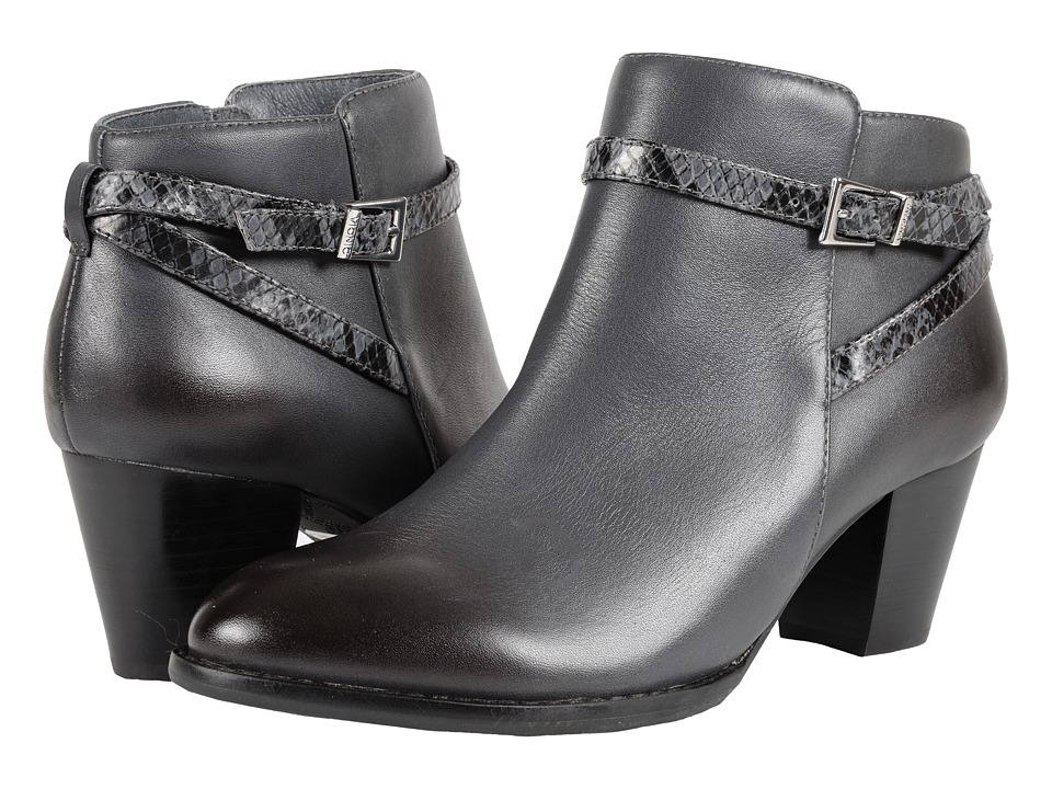 VIONIC - Upton (Dark Grey) Women's Boots