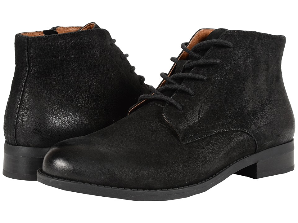VIONIC Country Mira Lace-Up (Black) Women's Lace-up Boots