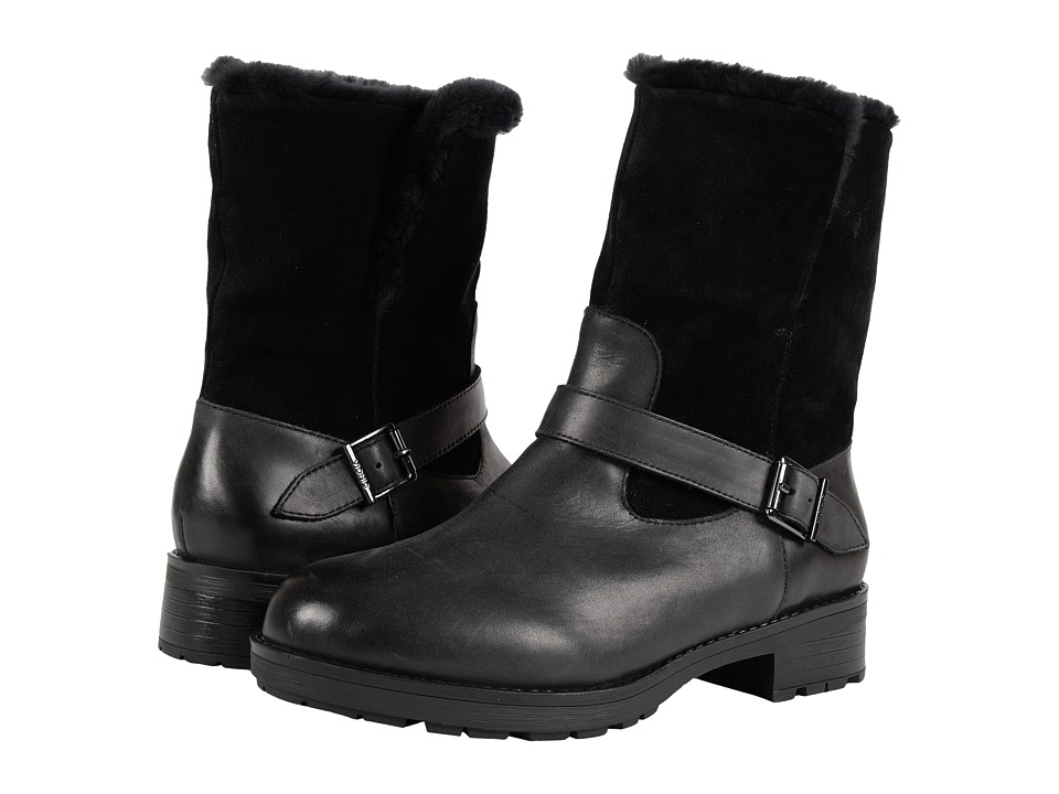 VIONIC - Prize Rosa Boot (Black) Women's Pull-on Boots