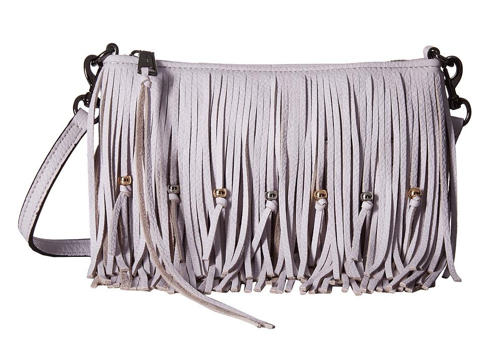 Rebecca Minkoff - Finn Crossbody (Pale Lilac) Cross Body Handbags