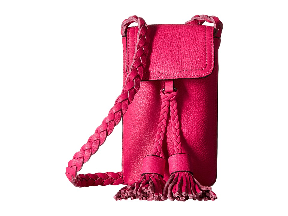 Rebecca Minkoff - Isobel Phone Crossbody (Flamingo) Cross Body Handbags