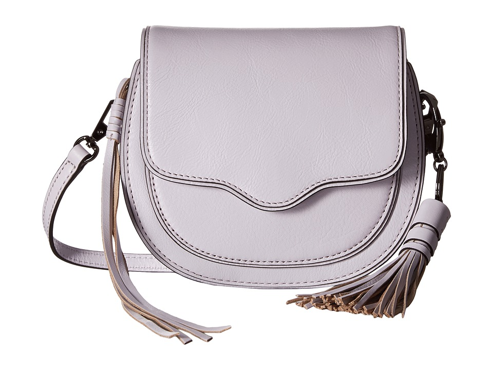 Rebecca Minkoff - Mini Suki Crossbody (Pale Lilac) Cross Body Handbags