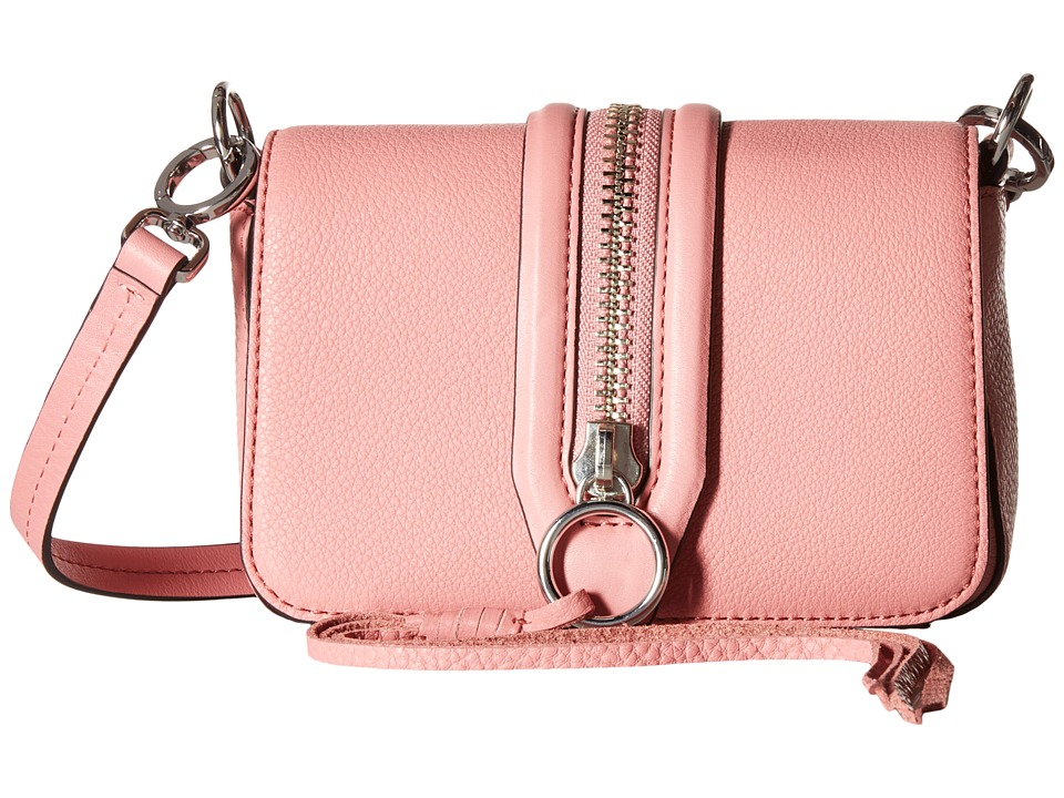 Rebecca Minkoff - Mini Mara Crossbody (Guava) Cross Body Handbags