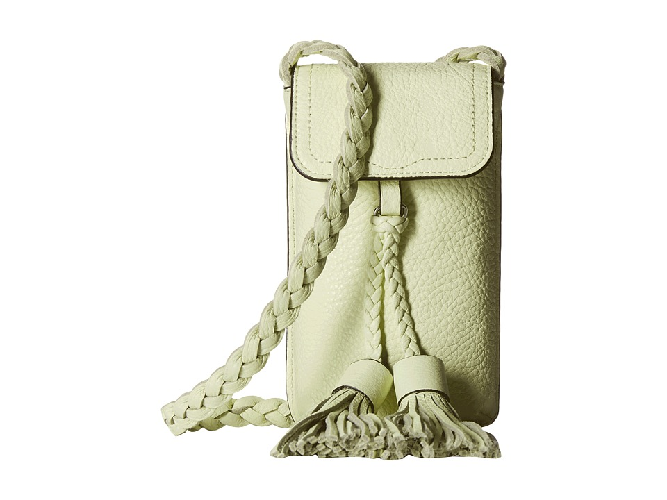 Rebecca Minkoff - Isobel Phone Crossbody (Honey Dew) Cross Body Handbags