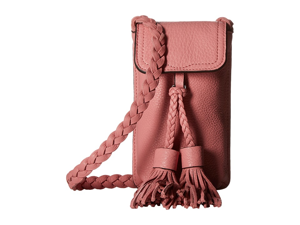 Rebecca Minkoff - Isobel Phone Crossbody (Guava) Cross Body Handbags